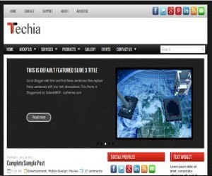techia-blogger-templates
